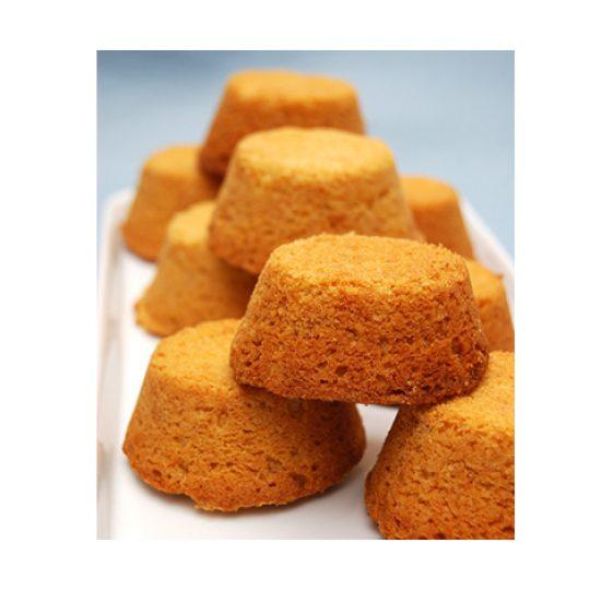 Maple Breton Shortbread Cookies